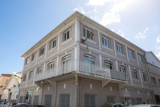 logements sociaux Martinique Compère