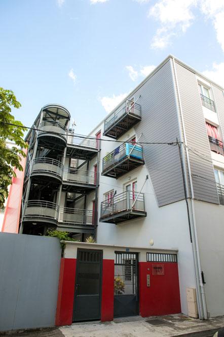 logements sociaux Martinique Aliker