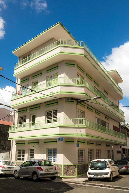 logements sociaux Martinique Delgres