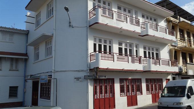 logements sociaux Martinique PCM