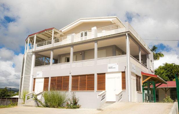 logements sociaux Martinique La Croix Rouge Française