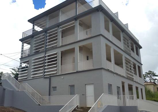 logements sociaux Martinique Balata