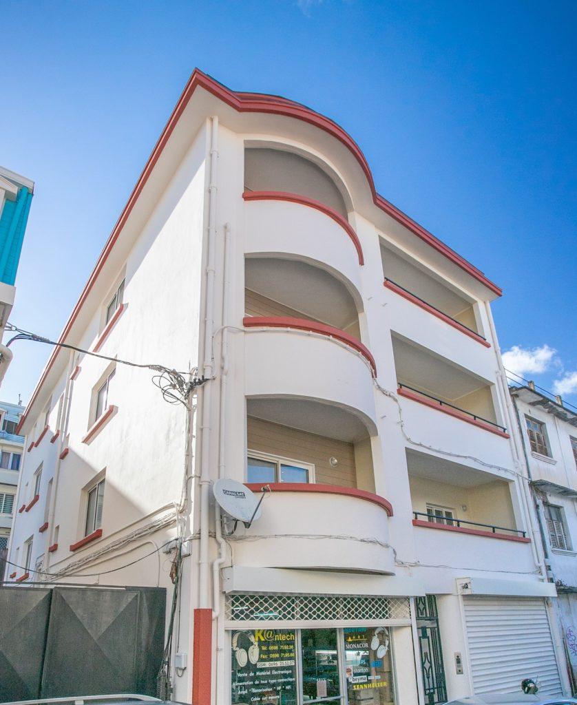 logements sociaux Martinique Gallieni